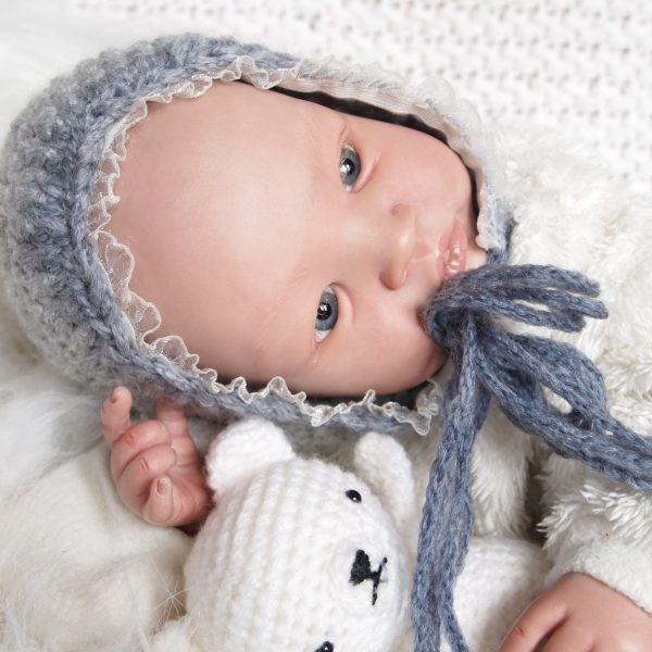 gehaakte-baby-bonnet