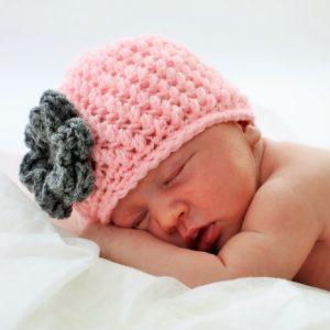 Baby beanie muts