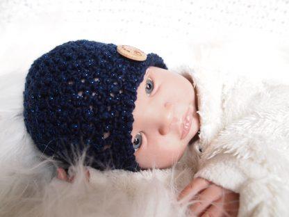 gehaakte-donkerblauw-baby-beanie-muts