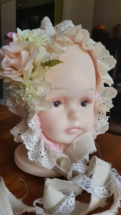 bloemen-bonnet