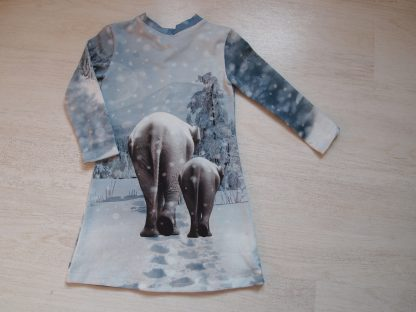 olifanten-jurk
