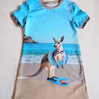 kangoeroe jurk