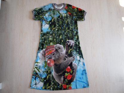 koala-kauwgum-zomerjurk-maat-164