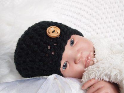 zwart-baby-mutsje-met-knoop