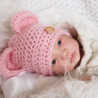 Rose-baby-berenmuts